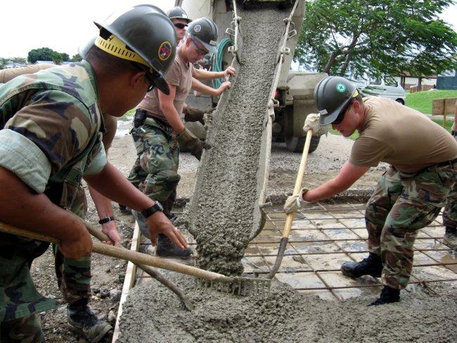 Картинки по запросу Как заливать бетон